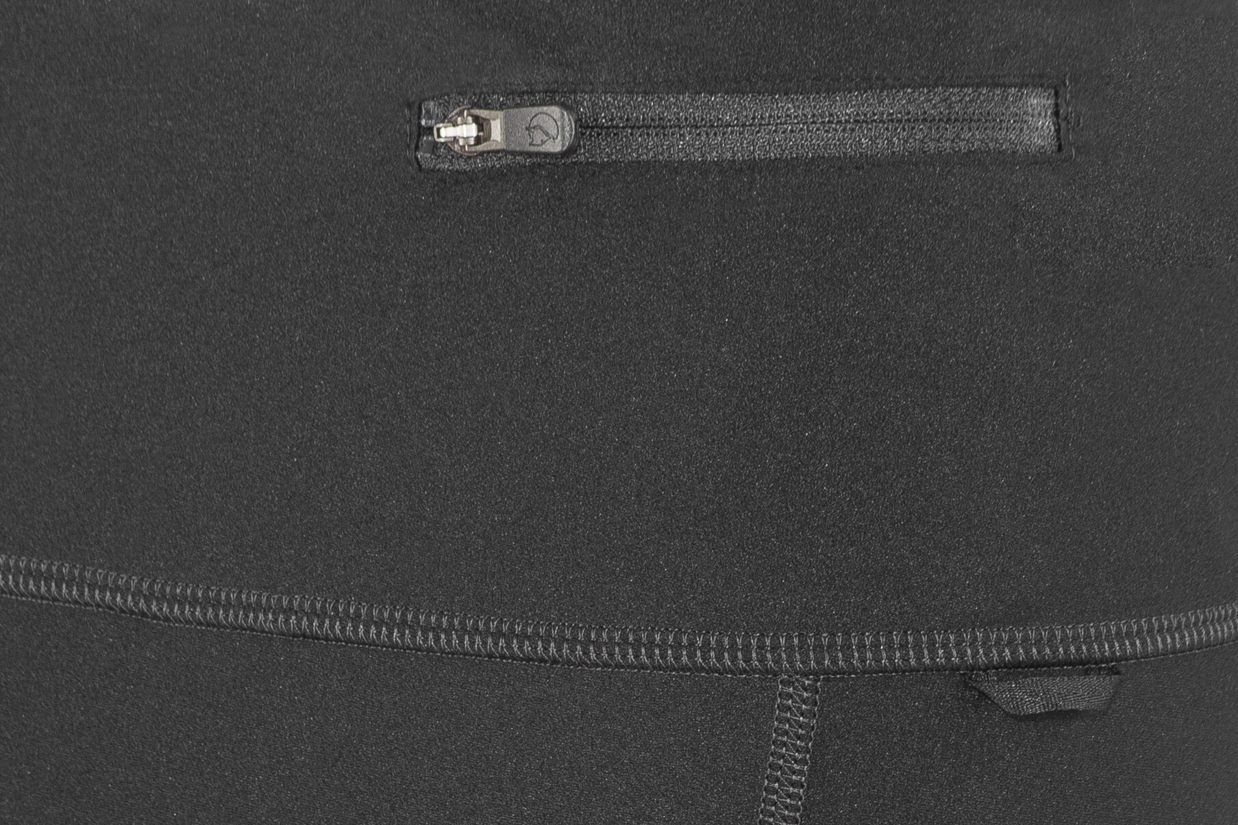 Fjällräven Abisko Trekking Calzamaglia 3/4 Donna, black su Addnature ps174
